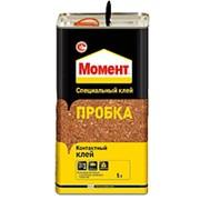 """Клей """"Момент Пробка"""" (Henkel), 5л фото"""