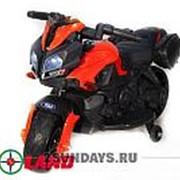 Детский электромотоцикл Moto JC 919 красный