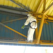 Антикорозийная защита и покраска металлоконструкций Промышленным альпинизмом фото