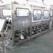 Триблок розлива питьевой воды в 19 л. QGF-300 фото