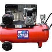 Компрессорная установка ВКП AB850-10-270 Лидер одноступенчатый для особо тяжелых условий работы в интенсивном режиме, производительностью от 260 до 510 л/мин на ресиверах от 50 до 200 литров. Максимальное рабочее давление - 10 бар фото