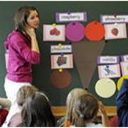 Курсы английского языка для детей. фото