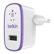 Зарядное устройство Belkin USB Home Charger (220V, USB 2.1A) (F8J052vfPUR) фото