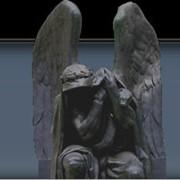 Изготовление гранитных надгробий фотография