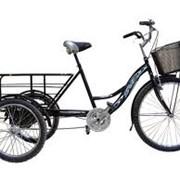 Велосипеды грузовые фото