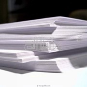 Бумага офисная фото