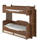 Робинзон 2-х ярусная кровать фото