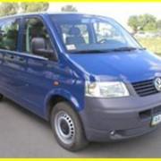 Прокат микроавтобуса Volkswagen Transporter фото