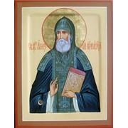 Именная икона Св.прп. Алексей Карпаторусский фото