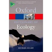 Michael Allaby A Dictionary of Ecology (Oxford Paperback Reference) фото
