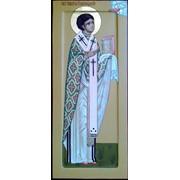 Мерная икона Свт.Никита Новгородский фото