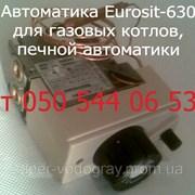 Автоматика Eurosit-630 для газового котла фото