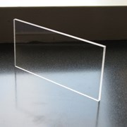Монолитный поликарбонат (ударопрочный) прозрачный1,0мм фото
