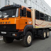 Специальное пассажирское транспортное средство Урал-32551-59 фото