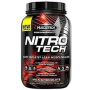 MuscleTech Nitro-Tech Performance Series 908 гр., печенье-крем фото
