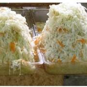 Овощи солено-квашеные. Капуста квашеная фото