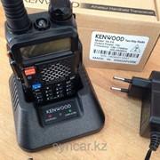 Портативная рация Kenwood TK-F8 с автомобильной зарядкой фото