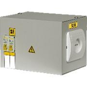Ящик с понижающим трансформатором ЯТП-0.25 220/12В-2 36 УХЛ4 IP30 ИЭК фото