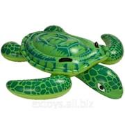 57524 Intex Надувная игрушка Черепаха 150х127 см фото