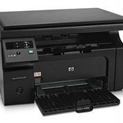 Принтер МФУ HP LaserJet M1132 фото