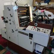 Офсетная печатная машина Shinohara FujiOffset 52 фото