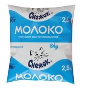 Молоко питьевое пастеризованое 2,5%, 500г фото
