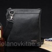 Мужской кожаный портфель M0024 фото