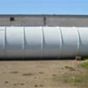 Емкости вертикальные для хранения жидких химических растворов и ЛВЖ фото