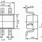 Транзисторы BC857BS.115 фото