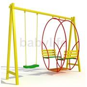 Качели Мечта для детской площадки фото
