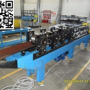Оборудование по производству прямоугольной водосточной трубы фото