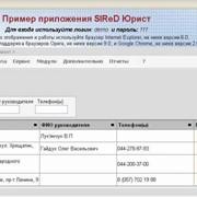 Разработка учетных интернет-приложений фото