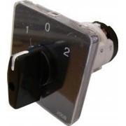 Кулачковый переключатель ПКП Е9 25А/3.833 (1-0-2 3 полюса) фото