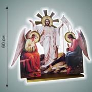 Воскресение настольное. Церковные принадлежности фото