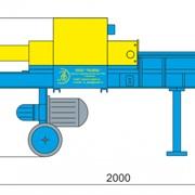 Колун гидравлический ПГП-6К фото