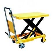 Стол подъемный гидравлический РиКлайн СПГ0,3/900 фото