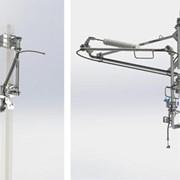 Комплекс слива - налива СУГ для ж.д. цистерн СГСН (Для сжиженных углеводородных газов) фото