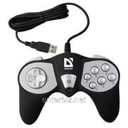 Геймпад Defender Game Racer Classic USB (64250) фото