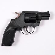 Травматический револьвер SAFARI 820G, черный/пластик фото