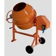 Бетоносмеситель сбр-260b-01/220 с объемом барабана 260 литров фото