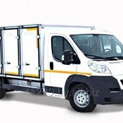 Автомобиль-фургон для перевозки хлебобулочных изделий ЛЮБАВА АФХ PEUGEOT фото