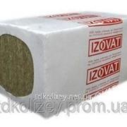 Утеплитель базальтовый (IZOVAT) Изоват 135, толщина 50 мм фото