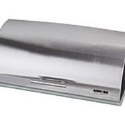 Хлебница AGNESS 938-018 нержавеющая сталь фото