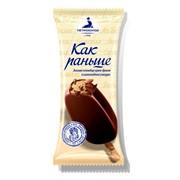 Эскимо пломбир крем-брюле в шоколадной глазури Как раньше фото