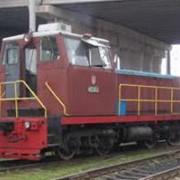 Локомотив ТГМ 40 фото