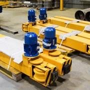 Кран-балка опорная электрическая 5 т длина 16,5 м фото