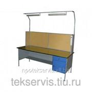 Стол электромонтажника СЭР-2 исп 3 фото