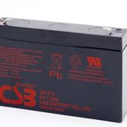 Аккумуляторная батарея CSB GP-672 6V/7.2Ah фото