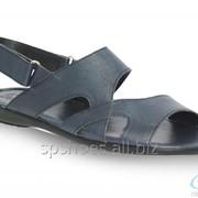 Сандалии мужские 369-1058, синий фото