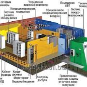 Услуга создание комплексной инженерной инфраструктуры здания фото